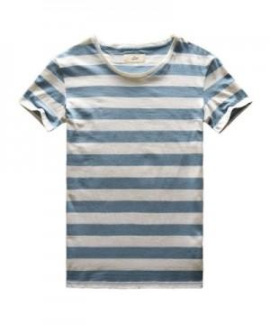 Zecmos Striped T Shirt Sleeve Stripes