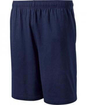 Sport Tek Jersey Shorts Pockets ST310