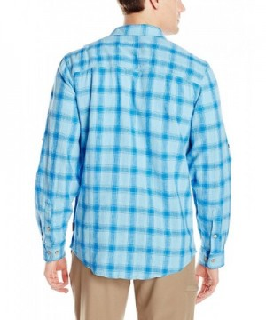 Discount Real Men's Casual Button-Down Shirts Online