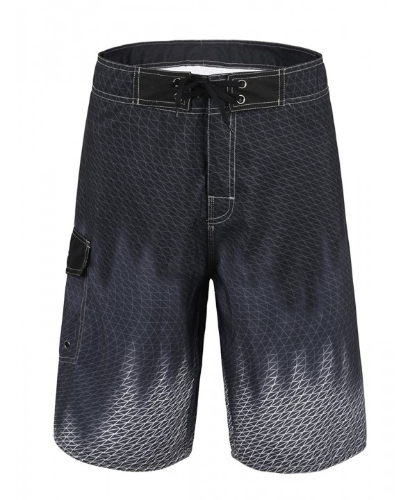 Unitop Beach Shorts Swimwear Trunks