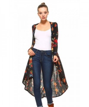 Frumos Womens Cardigan Sleeve X Large