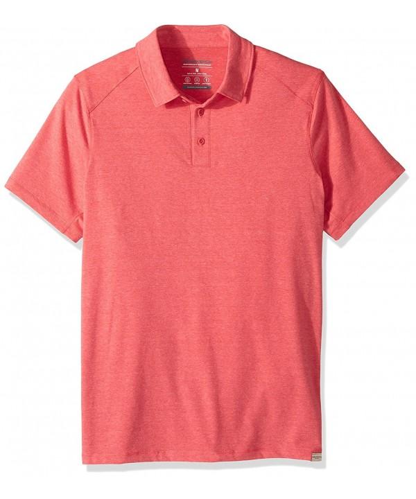 Hawke Co Short Sleeve Cotton