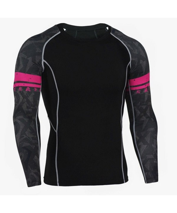 Breathable Compression T shirt Garments Clothes