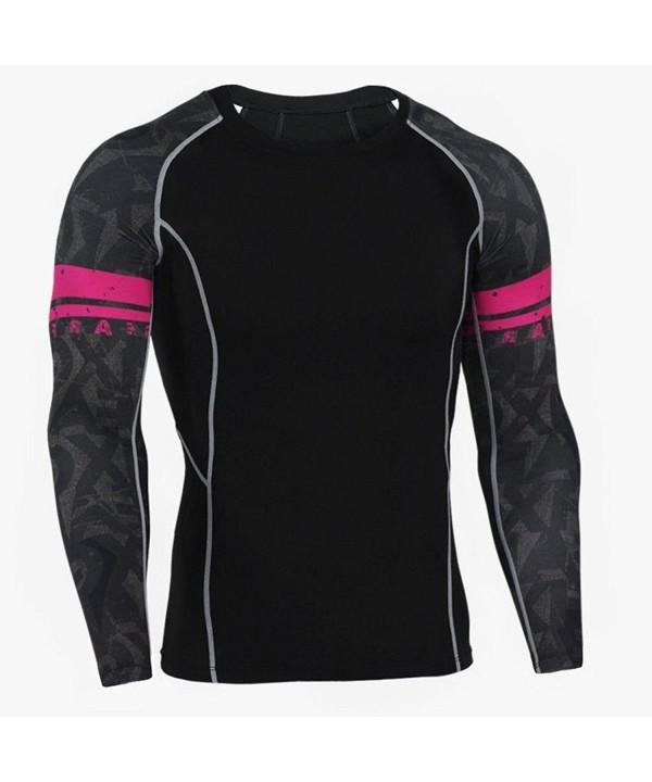 Breathable Compression T shirt Garments Clothes
