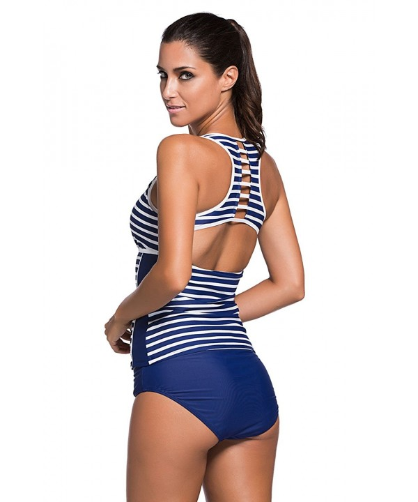 Amo Co Racerback Swimsuit Boyshort