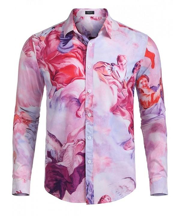 Simbama Renaissance artist Button Shirts