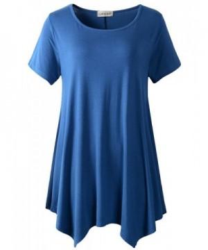 Larace Flattering 3X Steel Blue