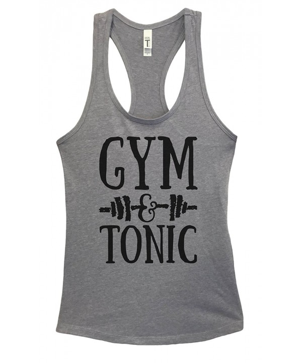 Funny Womens Workout Threadz Heather