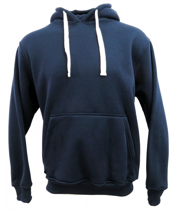 Henry William Basic Fleece Pullover