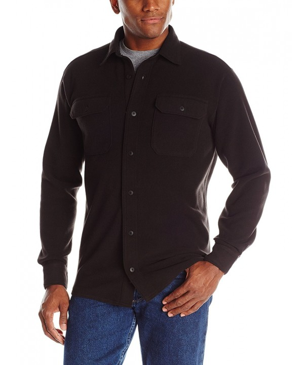 Wrangler Authentics Sleeve Fleece Caviar
