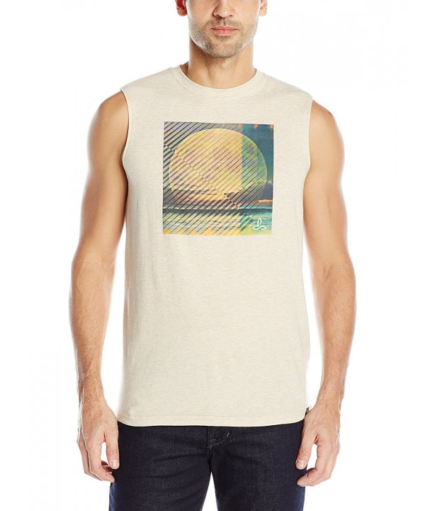 prAna Sleeveless Shirt Stone X Large