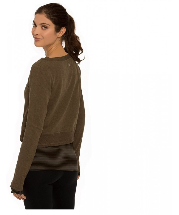 Nancy Rose Confident Sweatshirt Thumbholes