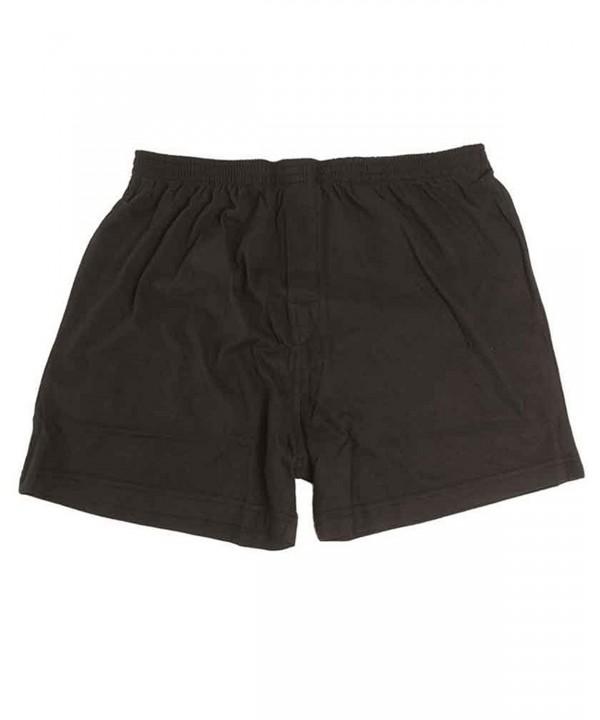 Mil Tec Boxer Shorts Black size