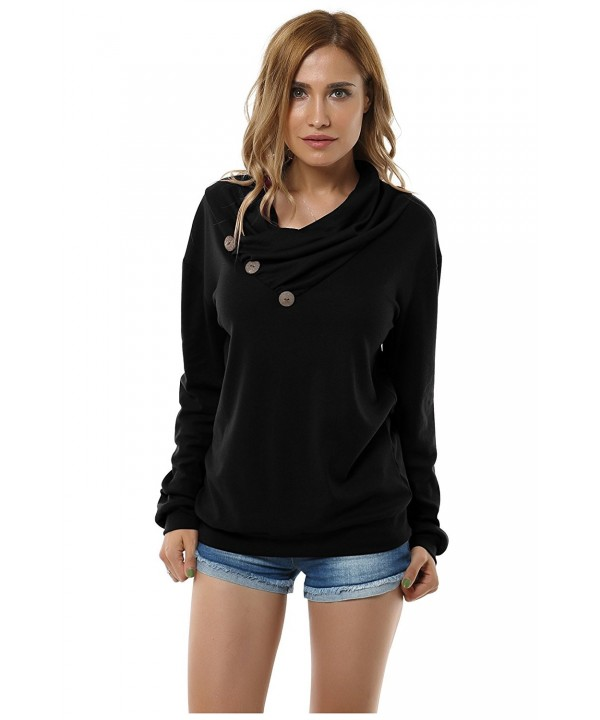 Aifer Womens Casual Knitted Pullover