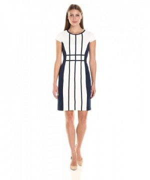 Ronni Nicole Womens Extended Colorblock