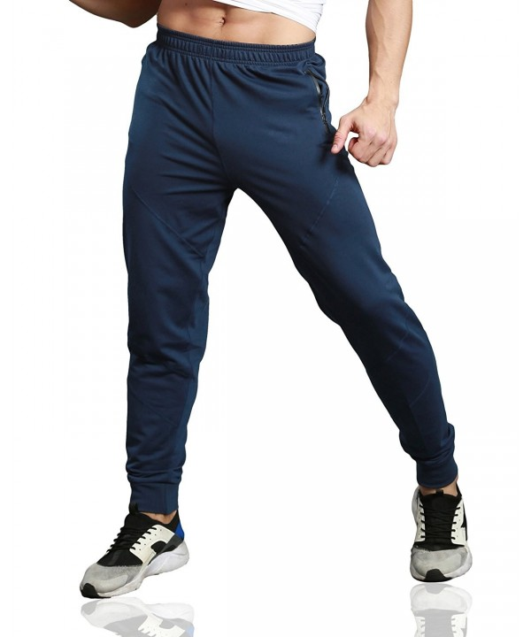EKLENTSON Athletic Joggers Workout Sweatpant