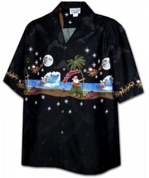 Santa Kalikimaka Christmas Hawaiian Shirt