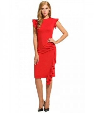 2018 New Women's Wear to Work Dresses Outlet Online