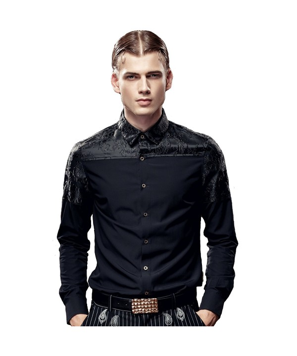 FANZHUAN Fashion Shirts Wedding Casual