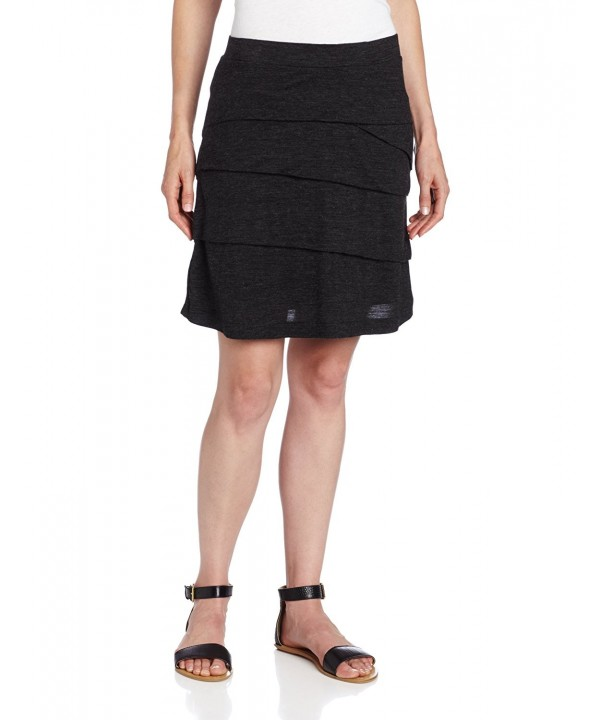 prAna Womens Skirt Black Small