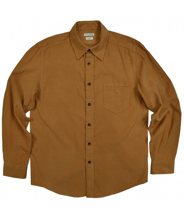 Himosyber Button Corduroy Shirt Medium