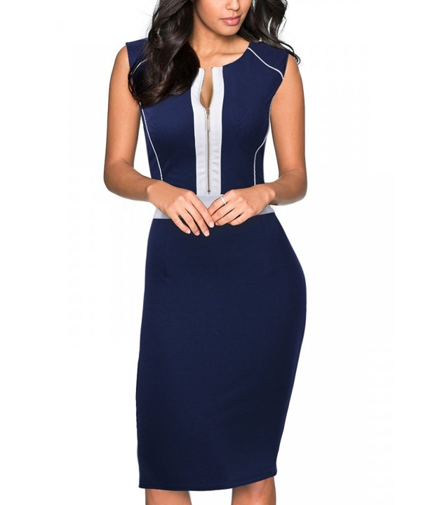 Miusol Womens Optical Illusion Bodycon