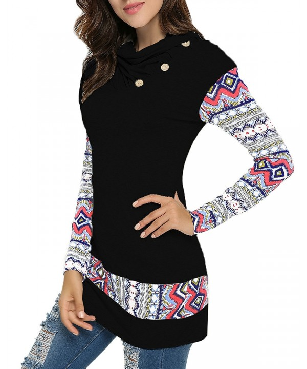 StyleDome Womens Sleeve Printed Sweatshirts