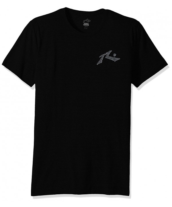 Rusty Flashback Short Sleeve Black