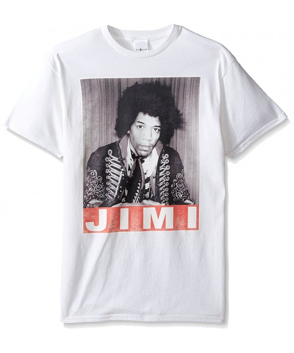 Jimi Hendrix Portrait T Shirt Medium