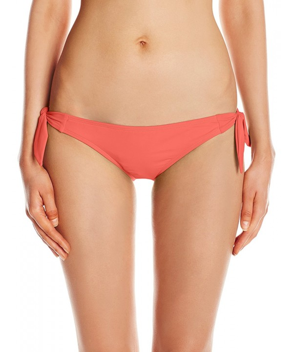 Skye Womens Bikini Bottom Hibiscus