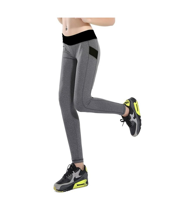 BRAUFACTUM Activewear Performance Flexible Leggings