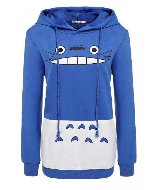 Meaneor Fashion Cartoon Sweatshirt Pullover