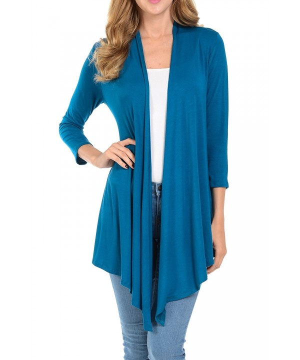 Shamaim Womens Sleeve Cardigan X Large