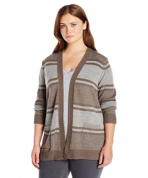 Jason Maxwell Boyfriend Cardigan Heather
