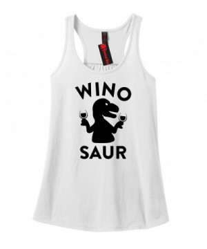 Comical Shirt Ladies Winosaur Funny