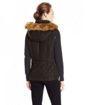 Designer Women's Outerwear Vests Outlet Online
