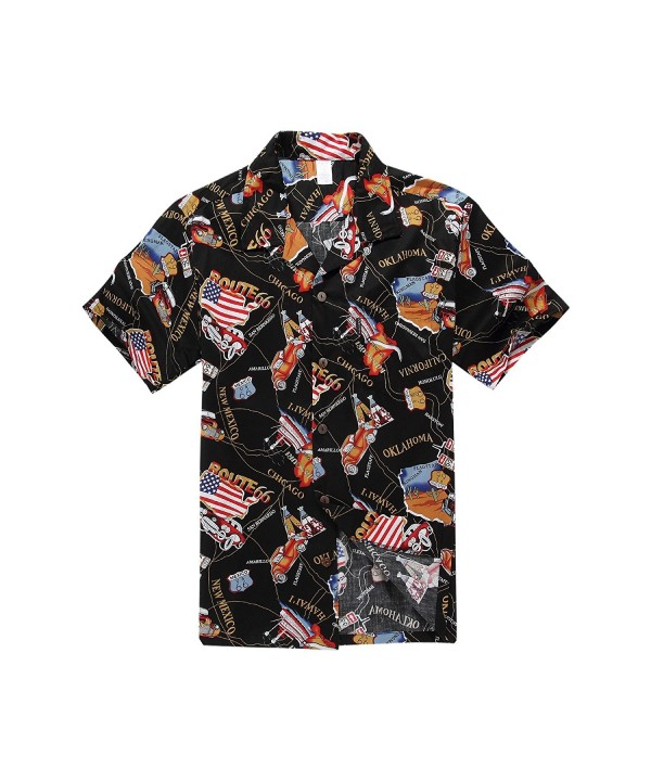 Palm Wave Hawaiian Shirt Aloha