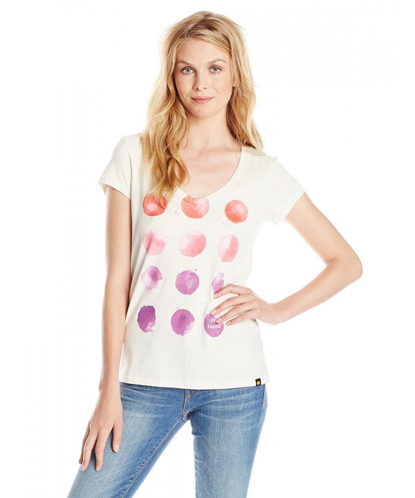 Life Womens Watercolor Simply Ivory