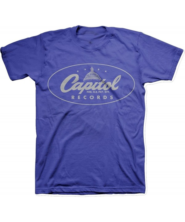 Capitol Records Classic T Shirt Medium