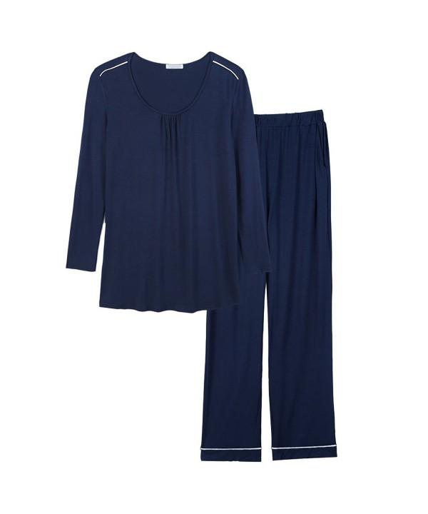 FITIBEST Sleeves Sleepwear Comfortable Loungewear