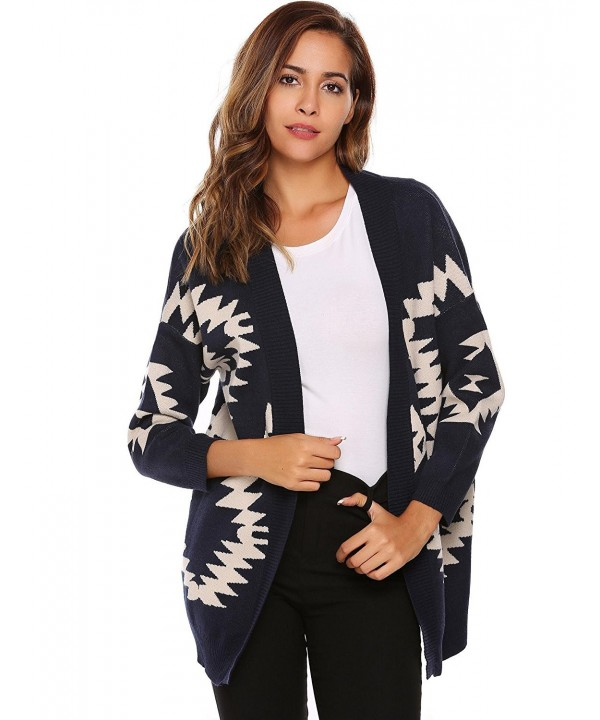 Unibelle Batwing Cardigan Sweater Pullover
