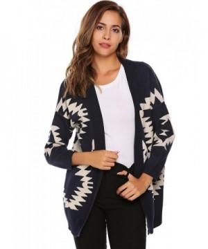 Unibelle Batwing Cardigan Sweater Pullover