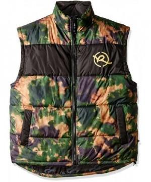 Rocawear Mens Tall Battleground Vest