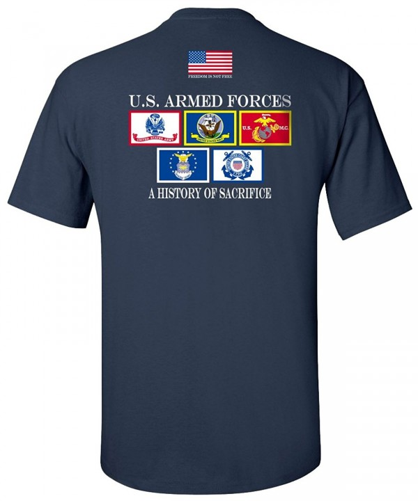 Flags Freedom T Shirt 100 Large