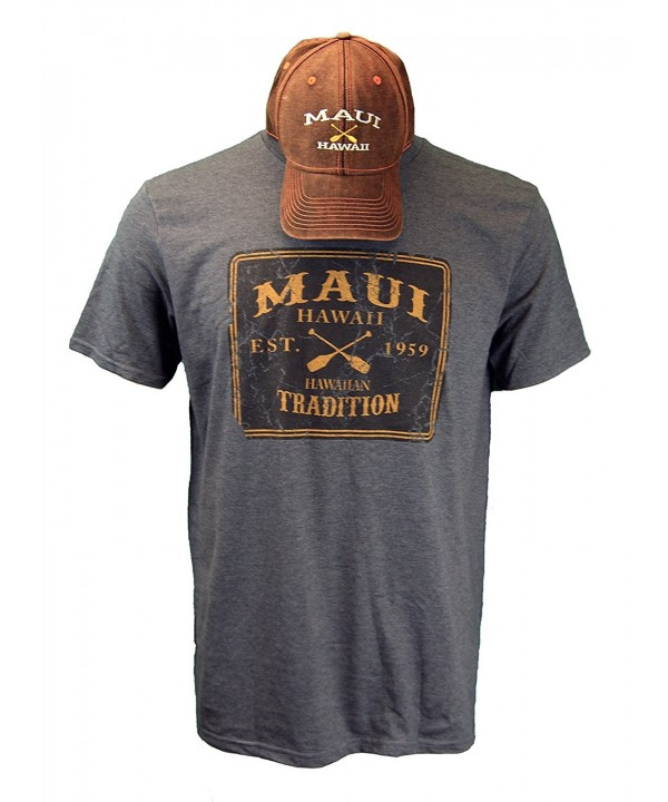 Maui Clothing Hawaii T Shirt Combo