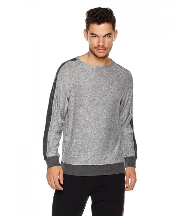 Rebel Canyon Blocked Pull Over Sweatshirt
