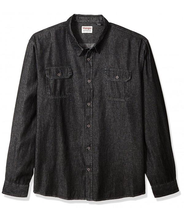 Wrangler Authentics Sleeve Classic Woven
