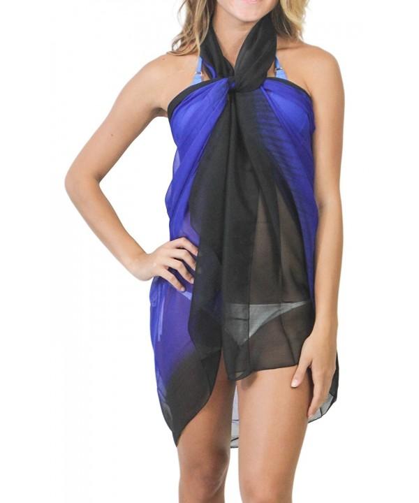 Leela Sarong Swimsuit Swimwear Chiffon