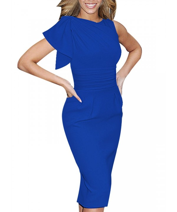 VfEmage Womens Celebrity Elegant Bodycon