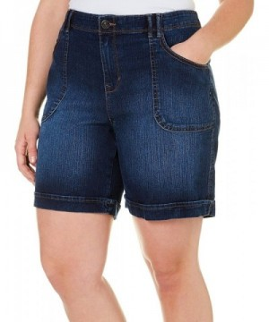 Gloria Vanderbilt Denim Shorts Scottsdale